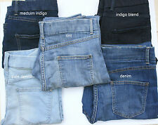 M&S COLLECTION LADIES  5 POCKET DENIM JEGGING 5 COLOURS  3 LENGTHS SIZES 6 TO 24