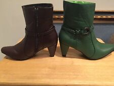 O-ring Ankle Boot