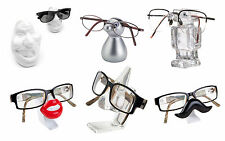 Glasses Spectacle Holder Sunglass Specs Display Stand Marilyn Robot Novelty Face
