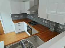 PRIME SOLID OAK WORKTOPS, SOLID WOOD WORKTOPS, oiled or untreated! All sizes