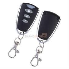 Gate Garage Door 433 315MHz Wireless Metal Remote Control Duplicator Copy Code