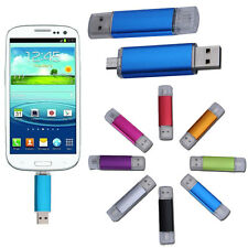 8GB USB/Micro USB Flash Drive Pendrive Memoria Memory Stick U Disk Phone Android