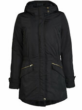 DAMEN PADDED ONLY FEVER 15091480 PARKA OVERCOAT NEUE KOLLEKTION 2015