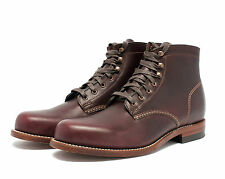 WOLVERINE 1000 MILE BOOT CORDOVAN NO.8 W00137 MADE IN THE USA