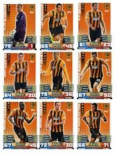 Match Attax 2014/15 Trading Cards (Hull City-Base) 110-126