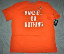 Nike Johnny Manziel Cleveland Browns MANZIEL OR NOTHING T-Shirt 717636 827 NWT