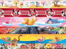 OFFICIAL DISNEY Border Wall Decoration CHILDRENS BEDROOM 0,34x16,40 ft