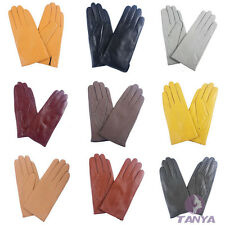 Bestselling Women's Winter Warm Nappa Leather Gloves (Plush/cashmere )
