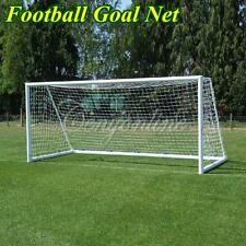 24x8ft 12x6ft 8x6ft 8x4ft 6x4ft Football Nets Soccer Goal Sports Training Gift