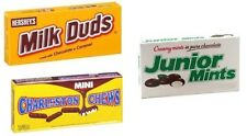 Movie Theater Box Candy Chocolate Candies - 6 boxes