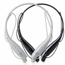 New Tone HBS-730 Wireless Bluetooth Universal Stereo Headset HBS730 Black For LG