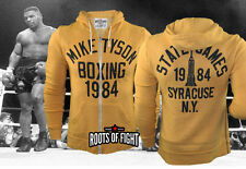 Roots of Fight Mike Tyson 84 State Games Hoody S M L XL XXL 3XL