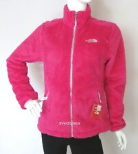 NWT THE NORTH FACE Suple Women's Fleece Jacket Osito Like Fleece Passion Pink