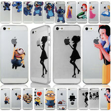 PC pattern hard back Case protector For iPhone 4S 5S 6 6 plus Cute Cartoon cover