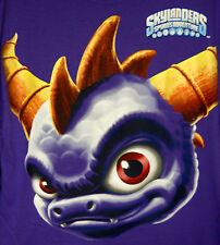 Spyro Skylander Youth T Shirt L or XL Spyros Adventure Boys Girls Purple T-Shirt