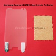 Clear LCD Screen Protector Skin Cover Film for Samsung Galaxy S4 i9500 Lot A2