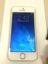 Apple iPhone 5s - 16GB - Gold (Factory Unlocked) -Used good condition