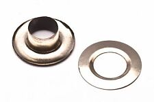 """1/2"""" #4 Metal Eyelets / GROMMETS & Washers,choose color & quantities USA SALE"""