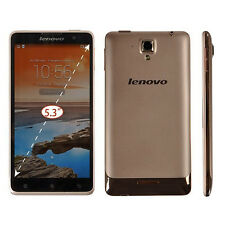 "GOLD Lenovo S898t+ S8 Octa Core Smartphone Android 4.2 MTK6592 5.3"" 2GB 16G 13MP"