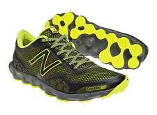 New Balance Minimus 1010 Mens Trail Running Shoes Sneakers Gray Yellow MT1010BR