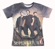 Supernatural 3D All Over Printed Tops T-shirt #WD144