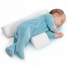 Molto Newborn Baby Sleep Positioner Infant Anti Roll Cushion Two Wedge Pillow