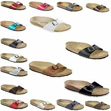 Birkenstock Classic Madrid - contoured footbed, Regular -many Colors NEW Germany