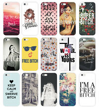 Famous Quote&Saying Hepburn Monroe Phone Cases Cover for Apple iPhone 5/5s 5c 6