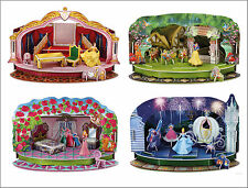 Disney Bullyland Magic Moments Playset Figure Play Scene Toy Figurine Gift Box