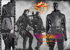 Film The Hunger Games3 Mockingjay Katniss Gale Uniform Cosplay Costume For Adult