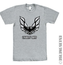 Retro TRANS AM firebird T-Shirt - vintage style Pontiac Hot Rod Muscle CAR LOVER