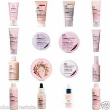 Body Shop Vitamin E Skin Care - Complete Range Of Anti-Ageing Products