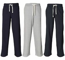 New Mens Jogging Bottoms Track Sweat Jog Pants Heavy Weight S-XL By Front Row
