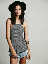 NEW Free People Tabby Cat Fit & Flare Tank Top *SOLD OUT IN STORE* Sz XS-L $48