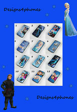 FROZEN  PROTECTIVE  CASES FOR  APPLE IPOD TOUCH 4 ARNA AND ELSA OLAF