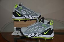 DS NIKE AIR MAX PILLAR NEUTRAL GREY/VOLT/DARK CHARCOAL-BLACK BHM LEGEND XI 1 OG