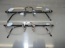 READING GLASSES ND9934/2  ROSE GOLD / GUN  FROM 1.25