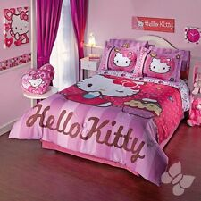 Hello Kitty Cakes Comforter Double Sided