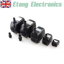 200/300/500/550/750/800LPH Submersible Water Fountain Pump for Fish Tank Pond