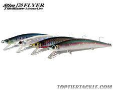 DUO Tide Minnow Slim 120 Flyer Saltwater Sinking Lure - Select Color(s)
