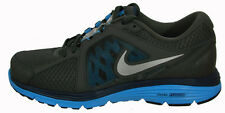 Nike Dual Fusion Run Grey/Blue Trainers Shoes Sizes:UK- 6.5_7.5