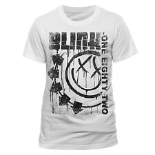 Blink 182 'Spelled Out' T-Shirt  - NEW & OFFICIAL!