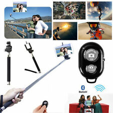 AU-Extendable Self-portrait Monopod+Tripod Mount-L Size+Bluetooth Remote 3COLORS