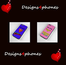 VALENTINES  MARVEL & DC LOVERS PHONE CASE IPHONE 4s 5 5s 5c 6 SAMSUNG S3  S4 S5