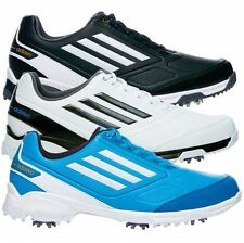 *50%OFF ** Adidas 2014 Adizero TR Lightweight WATERPROOF Golf Shoes-Wide Fitting
