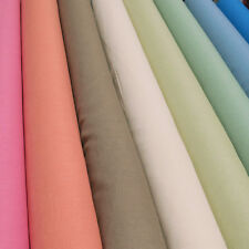 "ROBERT KAUFMAN ""ESSEX"" Linen Cotton Blend by the 1/2 yard"
