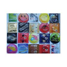 100 X Choose your EXS CONDOMS Huge Choices Large, Small, Extreme, Black, Ribbed
