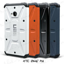 UAG Urban Armor Gear Composite Hybrid Case for HTC One M8 + HD Screen Protector