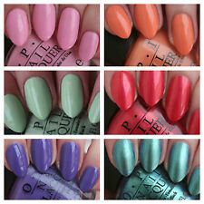 OPI Nail Varnish Hawaii Spring 2015 Collection Nail Polish Lacquer