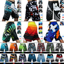 New Mens Board Shorts Beach Sport Surf Swim Boardie Trunks Pants 30 32 34 36 38